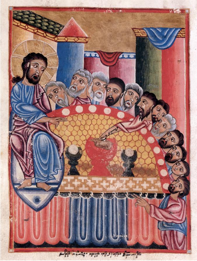 Armenian Instructed Divine Liturgy