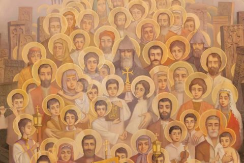 Armenian Martyrs of Genocide
