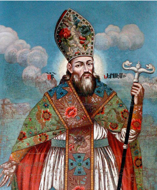 St. Nersess the Great