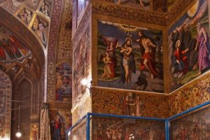 Armenian All Saviour's Cathedral, also Known as Vank Cathedral,